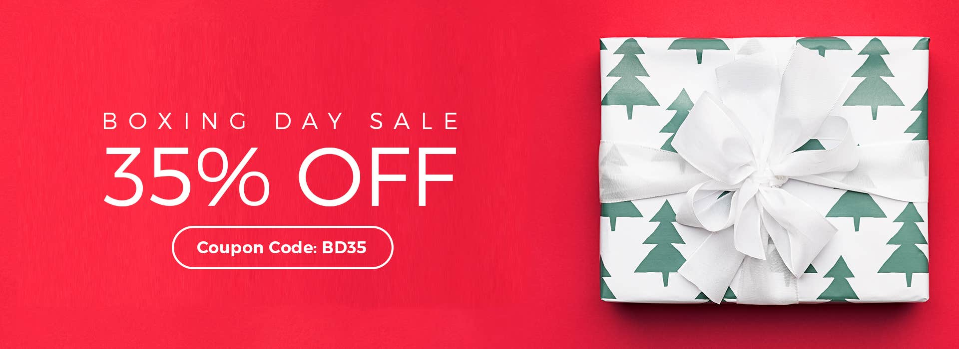 Boxing Day 2018 - Get 35% OFF on Specs at Goggles4U: