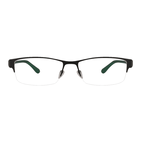 128196-C RECTANGLE EYEGLASSES