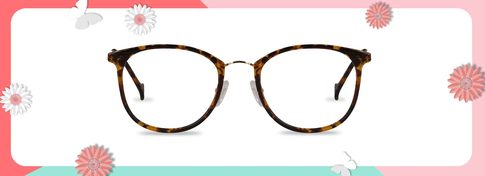 The 128708-C EYEGLASSES: