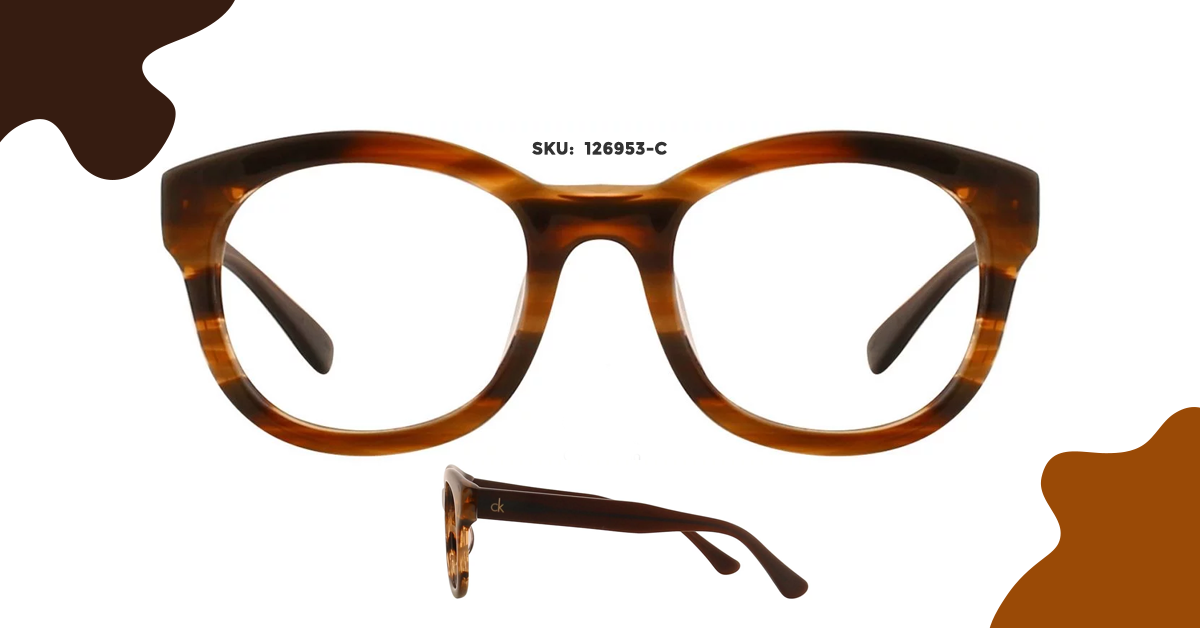 The 126953-C Glasses