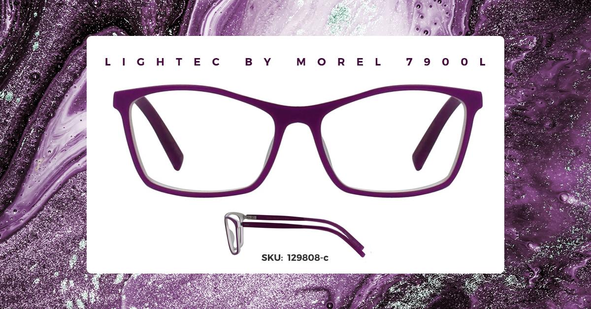 The 7900 L Designer Glasses