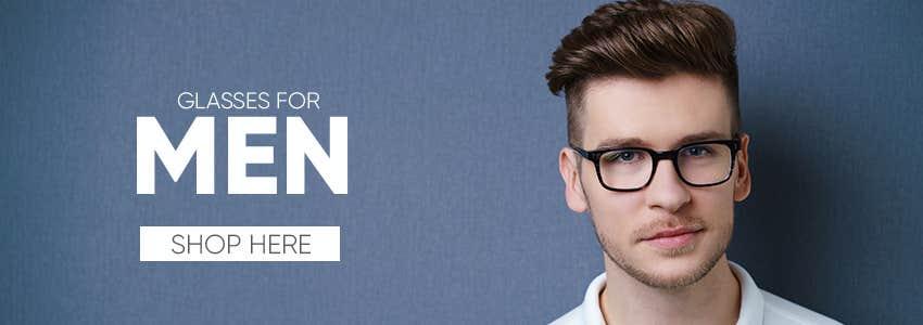 Men's Blue Light Glasses