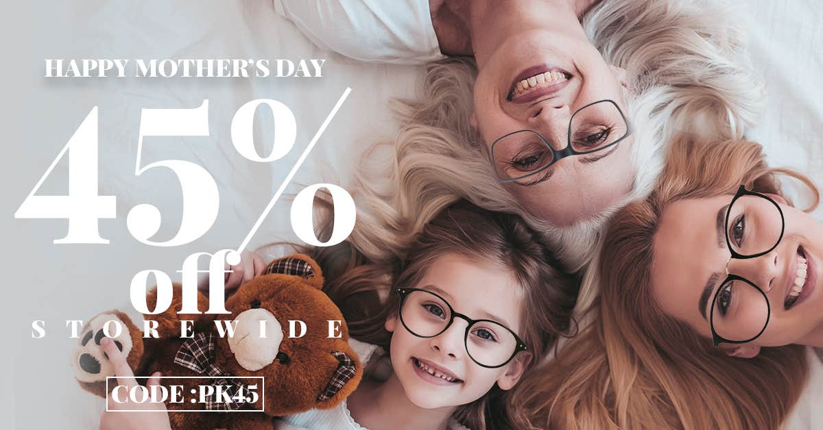Mother's Day 2020 - Gift Your Mom A Hearty Pair of Glasses Online: