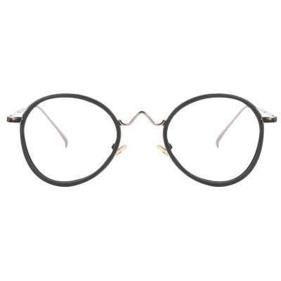 G4U 6500 Round Eyeglasses 122178-c