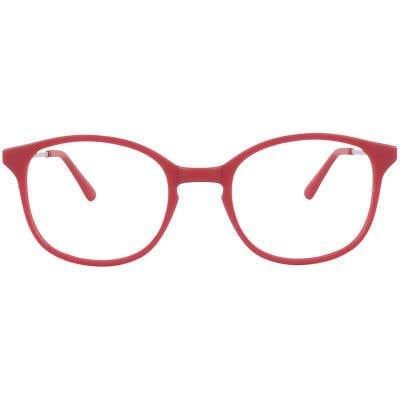 Round Eyeglasses 122343-c