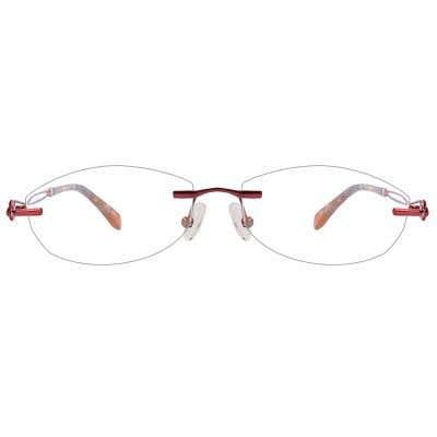 Rimless Eyeglasses 124131-c