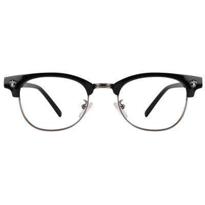 G4U D-58022 Browline Eyeglasses 124388-c