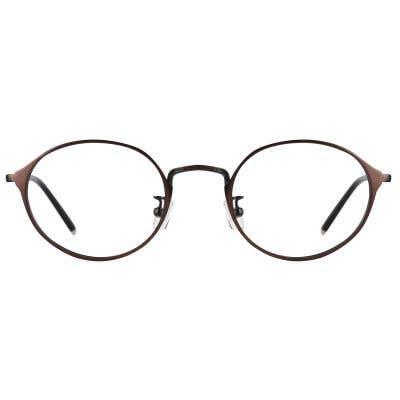 Round Eyeglasses 124447-c