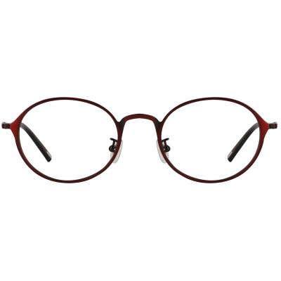 G4U IP50112-1 Oval Eyeglasses 124473-c