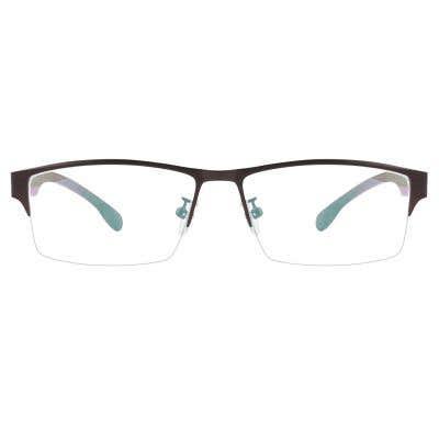 Square Eyeglasses 125001-c