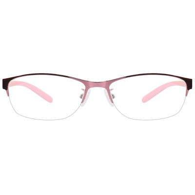 Rectangle Eyeglasses 125007-c