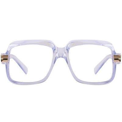 G4U HF9177 Rectangle Eyeglasses 125244-c