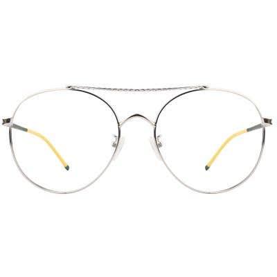 G4U SP8616 Rectangle Eyeglasses 125301-c