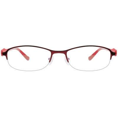 G4U 1249-1 Rectangle Eyeglasses 125350-c