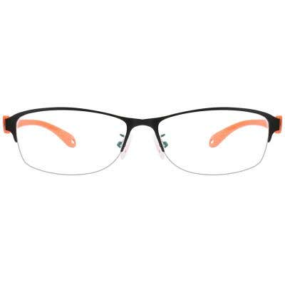 G4U A8146-1 Rectangle Eyeglasses 125381-c