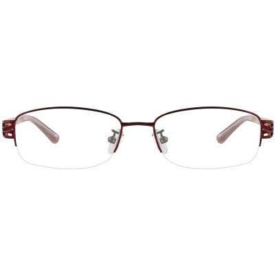 G4U-277-1 Rectangle Eyeglasses 125453-c