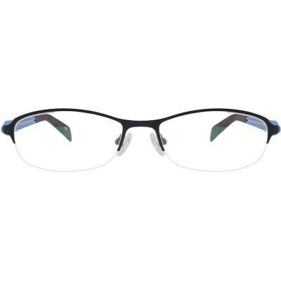 G4U T8102-1 Rectangle Eyeglasses 125514-c