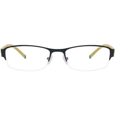 G4U T8108 Rectangle Eyeglasses 125516-c