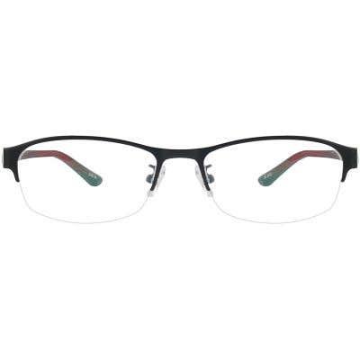 Rectangle Eyeglasses 125523-c