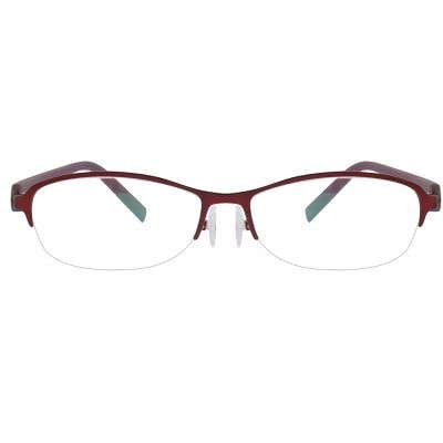 G4U 2013-2 Rectangle Eyeglasses 125539-c