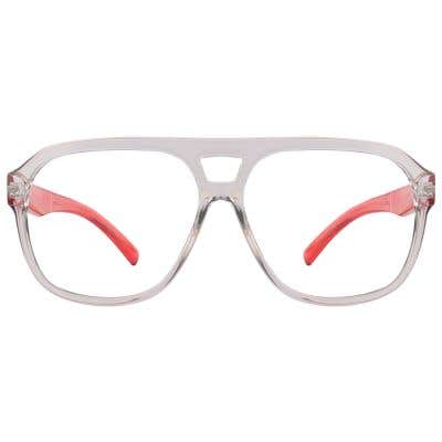 G4U SP8610-1 Rectangle Eyeglasses 125556-c