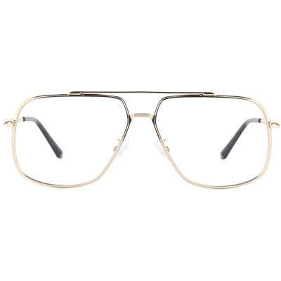 G4U SW3710 Rectangle Eyeglasses 125871-c