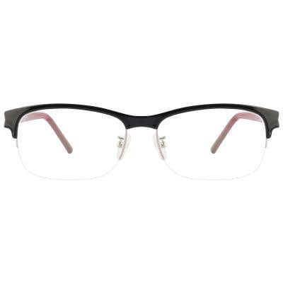 G4U E-3053 Rectangle Eyeglasses 125918-c