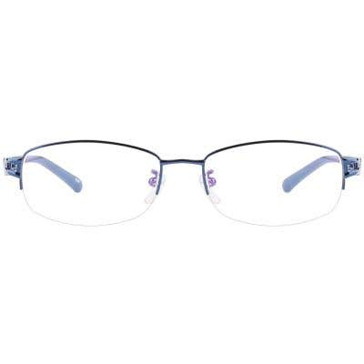 G4U GT9059-1 Rectangle Eyeglasses 125961-c