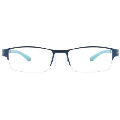 G4U-334 Rectangle Eyeglasses 126024-c
