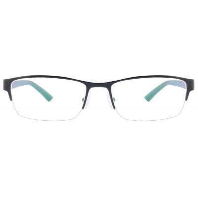 G4U-335 Rectangle Eyeglasses 126028-c