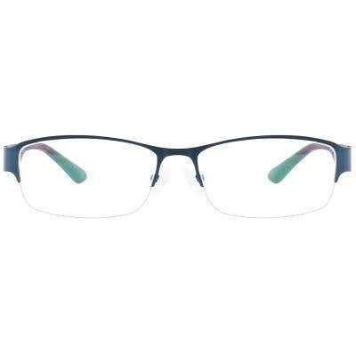 Rectangle Eyeglasses 126039-c