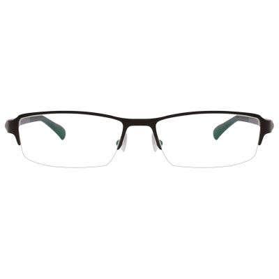 G4U S8015 Rectangle Eyeglasses 126131-c