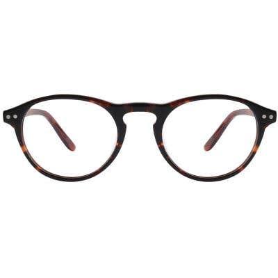 G4U SM-12811-1 Oval Eyeglasses 126201-c