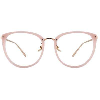 G4U MR86031 Round Eyeglasses 126227-c