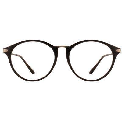 G4U 816015F Round Eyeglasses 126305-c
