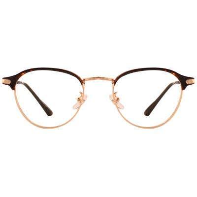 G4U 9012C Browline Eyeglasses 126320-c
