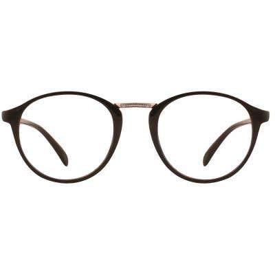 G4U 816020J Round Eyeglasses 126346-c