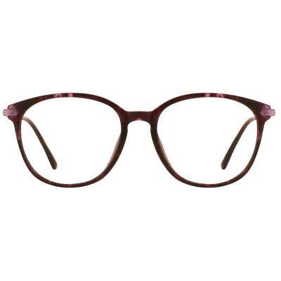 G4U 9007B Rectangle Eyeglasses 126354-c