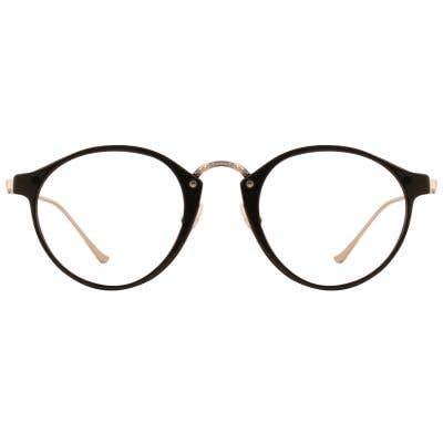 G4U 815115C Round Eyeglasses 126357-c