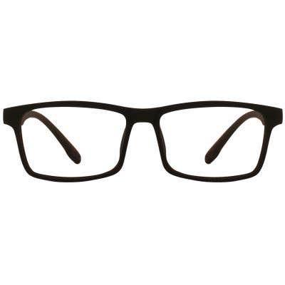 G4U TT6566 Rectangle Eyeglasses 126438-c