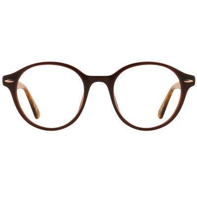 G4U CX-17017 Round Eyeglasses 126452-c