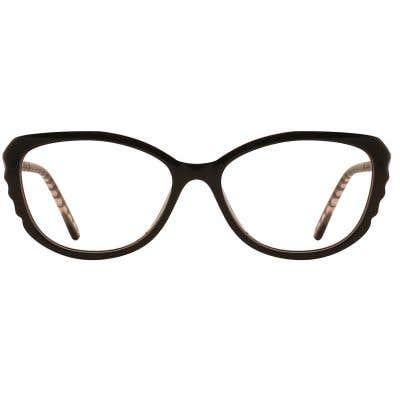 Cat Eye Eyeglasses 126481-c