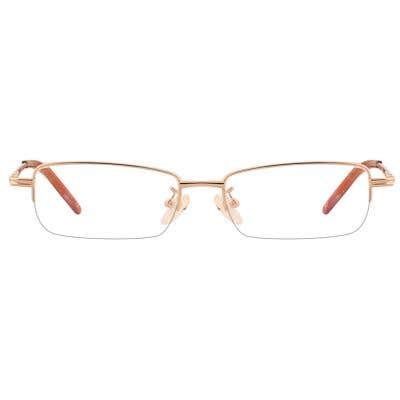 G4U B1012 Rectangle Eyeglasses 126584-c