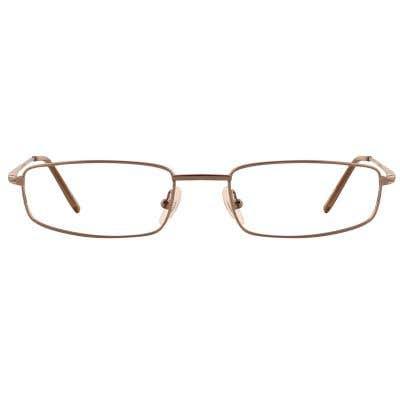 G4U 1097 Rectangle Eyeglasses 126599-c