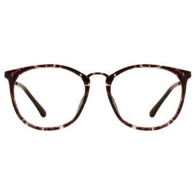 G4U L1020 Round Eyeglasses 126634-c