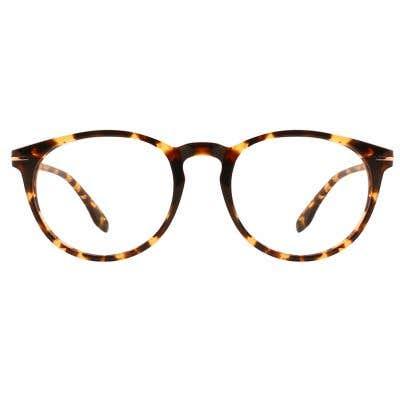 G4U LV-85107 Round Eyeglasses 126689-c