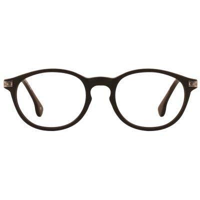 G4U LV-85025 Oval Eyeglasses 126739-c
