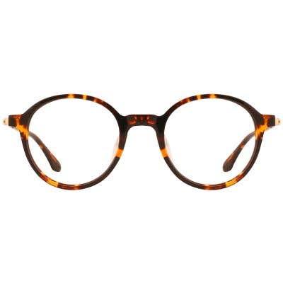 G4U LV-85103 Round Eyeglasses 126846-c