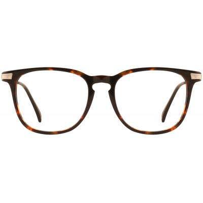 G4U AM02-3 Rectangle Eyeglasses 126867-c