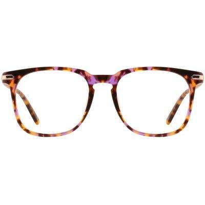 G4U A008 Square Eyeglasses 126876-c